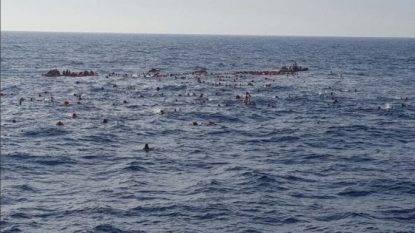 Migranti, naufragio nel canale di Sicilia: 31 morti