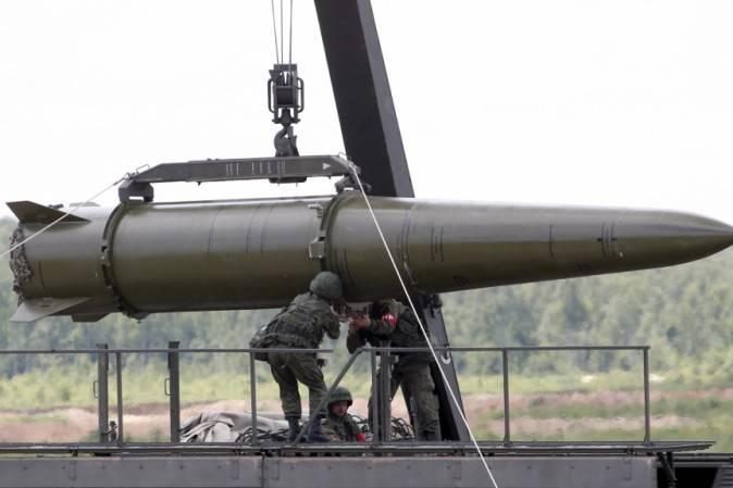 Missili russi a Kaliningrad