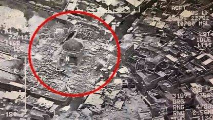L'esercito iracheno ha riconquistato la grande moschea di Mosul
