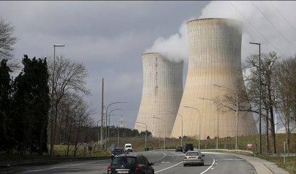 reattori nucleari in belgio