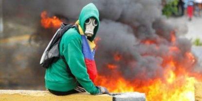 Venezuela: l'ultima vittima dello sciopero è un 16enne