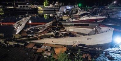Germania, yacht esplode nel porto di Minden: almeno 13 feriti