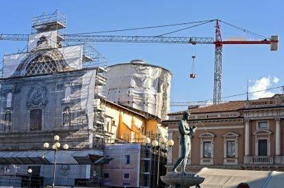 Terremoto L'Aquila, mazzette appalti ricostruzione: sequestri e perquisizioni anche nel pesarese