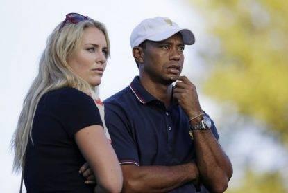Attacco hacker: Tiger Woods e Lindsey Vonn nudi sul web