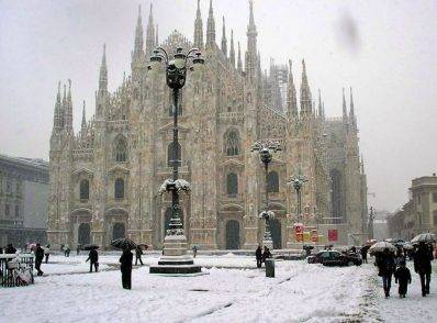 gelo record Milano