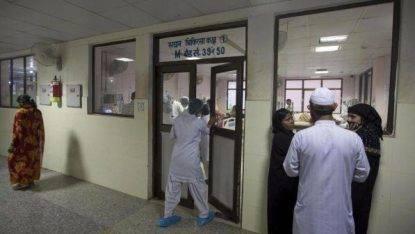 India: nuova strage di neonati in ospedale