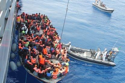Medici senza frontiere sospende le operazioni di soccorso al largo della Libia