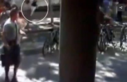 video attentato barcellona