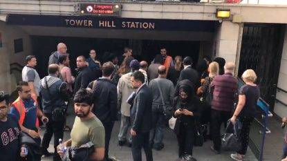 Paura in metropolitana a Londra