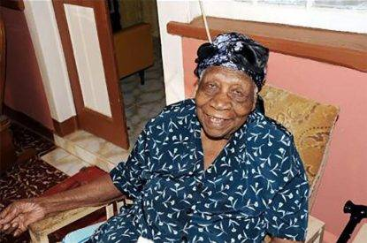 donna più anziana del mondo