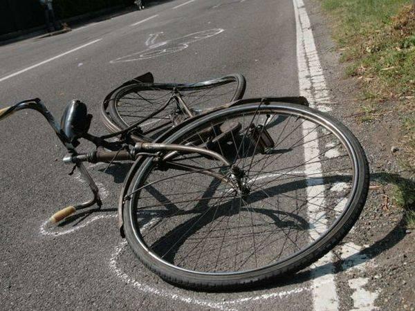 incidente bicicletta