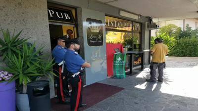 Montesilvano, ucciso un 21enne con un colpo di fucile in un pub