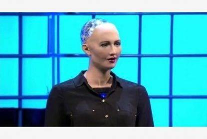 Sophia: il primo robot ad ottenere la cittadinanza onoraria