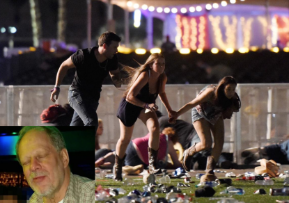Strage a Las Vegas: 58 morti, l'Isis rivendica
