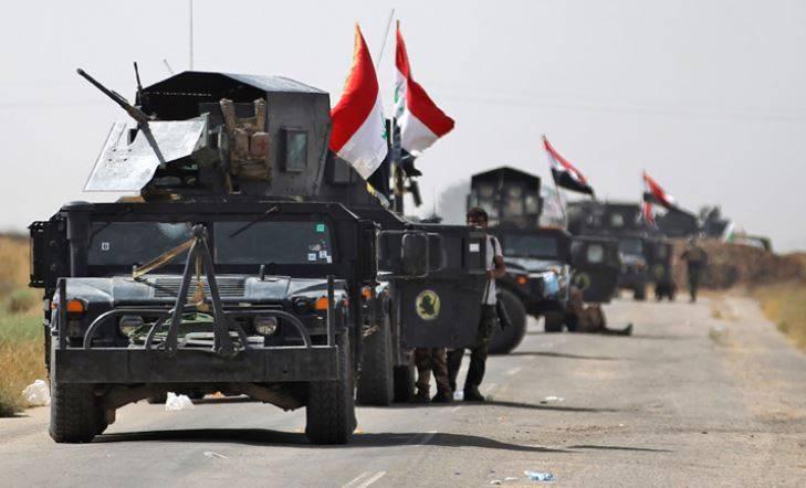 liberazione di hawija