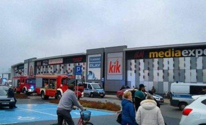 Polonia, attacco in un centro commerciale: almeno un morto e otto feriti