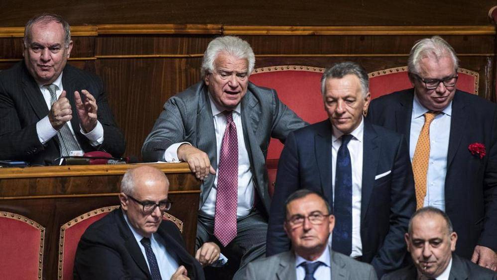 Il rosatellum bis legge s del senato sinistre for Camera del senato