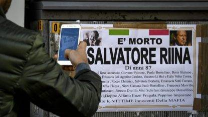 Mafia, Salvatore Riina è in fin di vita