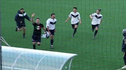 Marzabotto-Futa 65, fa gol, poi saluto romano e maglia di Salò