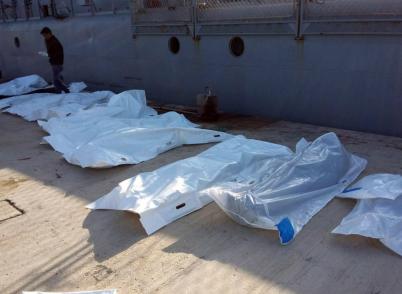 Naufragio nel Mediterraneo, almeno 31 morti
