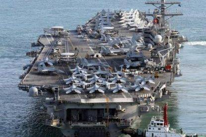 Aereo militare Usa precipita nell'oceano Pacifico: a bordo 11 persone
