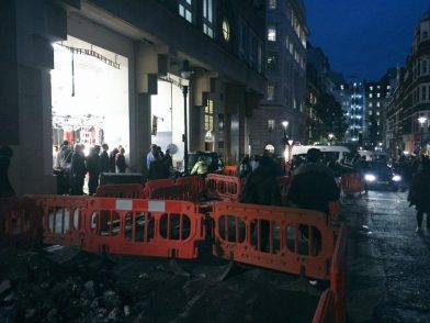 incidente londra 2