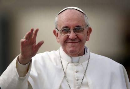 Papa Francesco corregge il Padre Nostro: