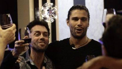 GF Vip 2, Luca Onestini e Raffaello Tonon vanno a convivere?