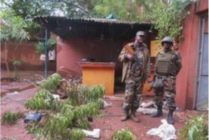 Soldati africani
