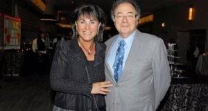 I coniugi Honey e Barry Sherman