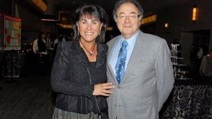 I coniugi Honey e Barry Sherman