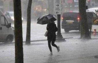 Dopo le temperature primaverili, tornano pioggia, vento e pe