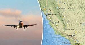 Viaggiare verso la California