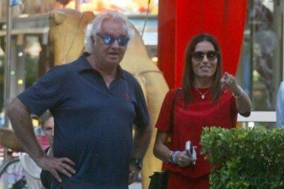 Gossip news: Elisabetta Gregoraci shock, la verità sulla separazione