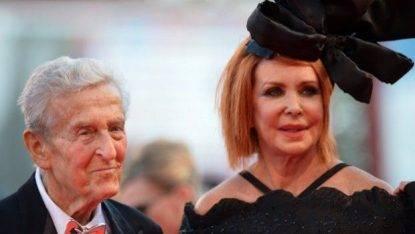 Marina Ripa di Meana, il marito ha saputo della morte in tv