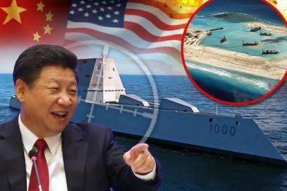 Si profila la terza guerra mondiale tra Cina e USA