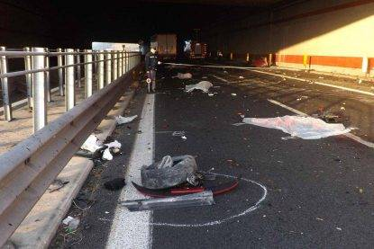 Incidente mortale nel pescarese, morto 62enne