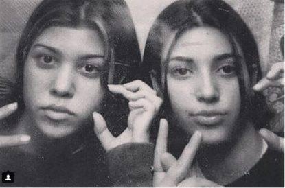 kardashian giovane