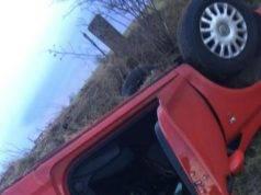 Auto incidentata di Amy Emslie