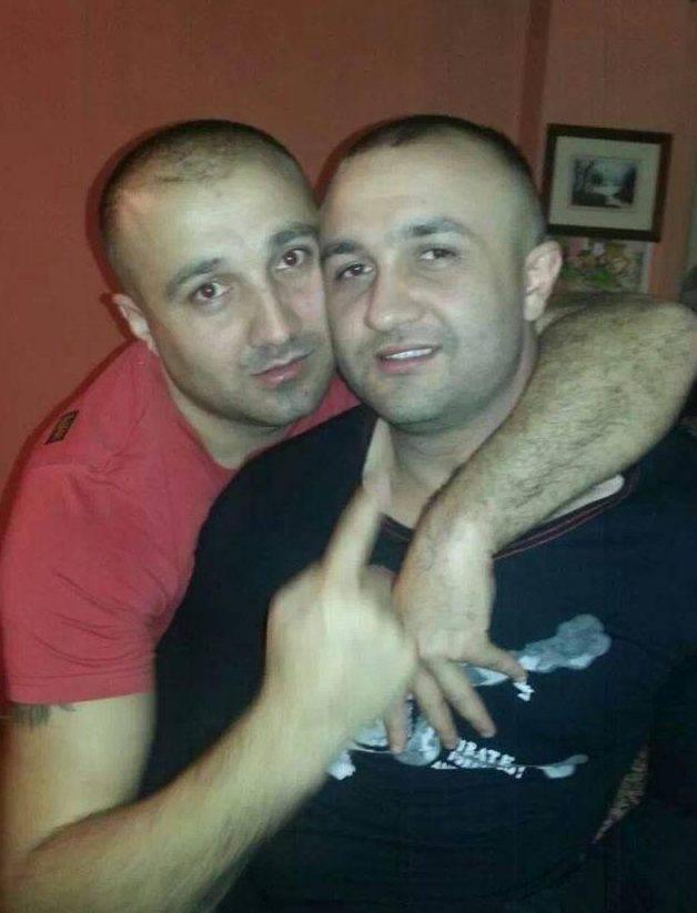 Cristian e Sebastian Saudulache