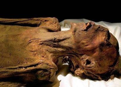 La mummia urlante