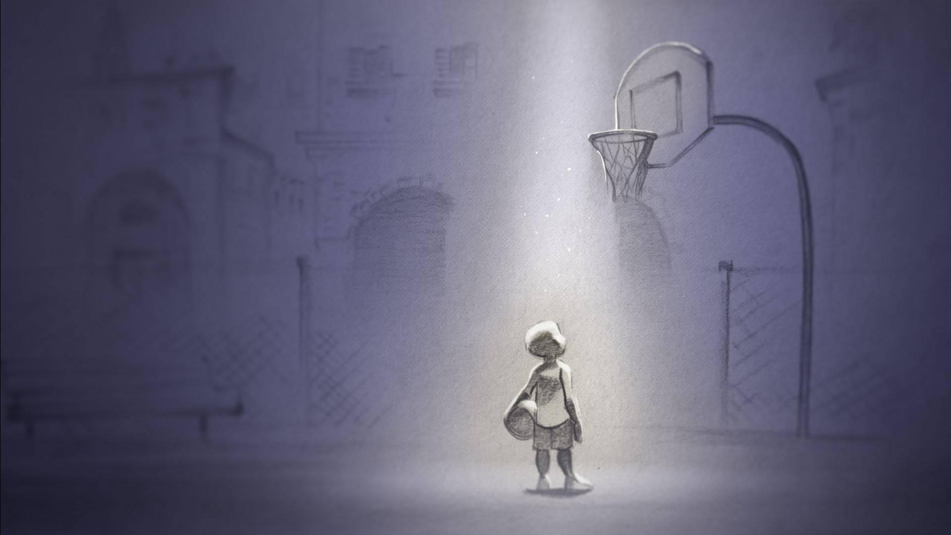 """Miglior Cortometraggio animato; """"Dear Basketball"""""""