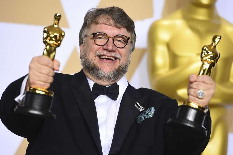 Guillermo Del Toro agli Oscar 2018