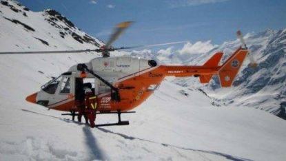 Valanghe in Piemonte: muore snowboarder, ferito sciatore