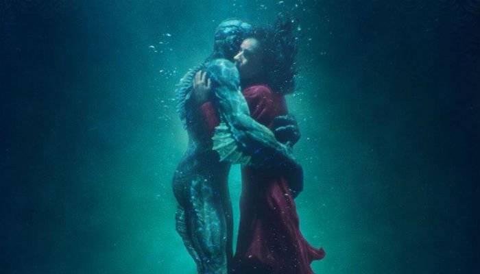 """Miglior Film 2018 """"La Forma dell'acqua"""""""