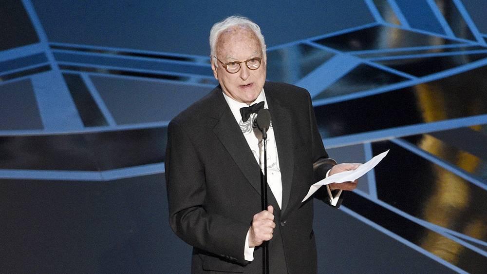 L'Oscar 2018 per la Miglior Sceneggiatura è stato vinto da James Ivory