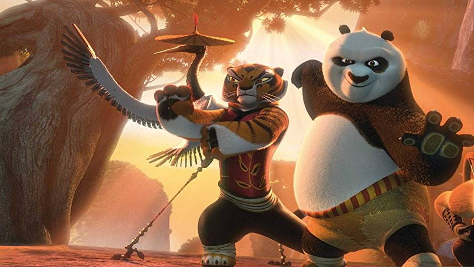 Stasera in TV c'è Kung Fu Panda 2