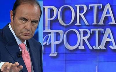 Bruno Vespa conduce un'edizione speciale di Porta a Porta stasera