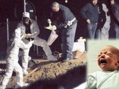 Ancona horror: trovato corpicino di neonato nei rifiuti da riciclare