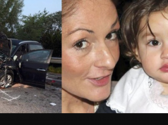 La bimba di 3 anni muore nell'incidente, adesso il padre è condannato per omicidio colposo